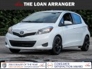 Used 2014 Toyota Yaris LE for sale in Barrie, ON