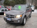 Used 2010 Ford Escape XLT 4WD for sale in Brockville, ON