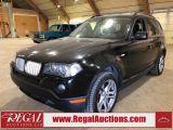 Photo of Black 2008 BMW X3
