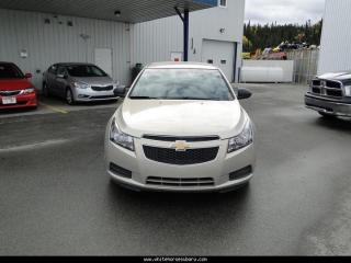 Used 2012 Chevrolet Cruze LS for sale in Whitehorse, YT