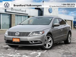 Used 2015 Volkswagen Passat CC Sportline 2.0T 6sp DSG Tip for sale in Brantford, ON