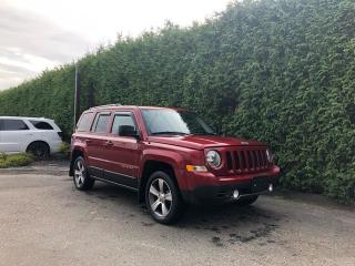 Used 2016 Jeep Patriot High Altitude 4dr 4WD Sport Utility for sale in Surrey, BC