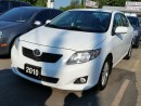 Used 2010 Toyota Corolla LE for sale in Brampton, ON