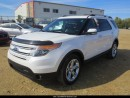 Used 2013 Ford Explorer Limited V6 4WD for sale in Lacombe, AB