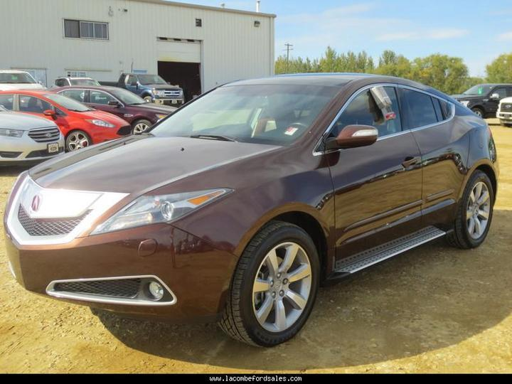 used 2010 acura zdx sh awd technology package 6at for sale. Black Bedroom Furniture Sets. Home Design Ideas