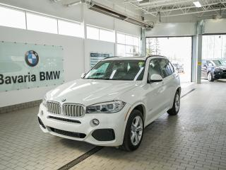 Used 2016 BMW X5 xDrive50i for sale in Edmonton, AB