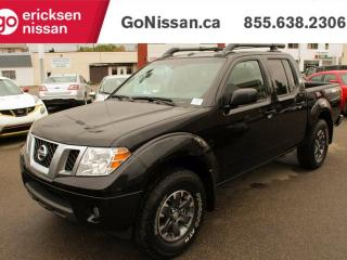 Used 2015 Nissan Frontier PRO-4X Leather Pkg for sale in Edmonton, AB