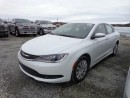 Used 2016 Chrysler 200 LX for sale in Yellowknife, NT