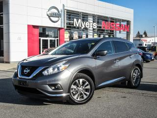 Used 2017 Nissan Murano SV, Navigation, Moonroof, Back up camera for sale in Orleans, ON