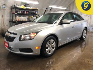Used 2014 Chevrolet Cruze LT * Chevy mylink touch screen * On Star * Phone connect * Hands free steering wheel controls * Voice recognition * Keyless entry * Cruise control * T for sale in Cambridge, ON