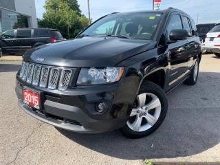 Used 2015 Jeep Compass Sport for sale in London, ON