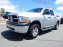 Used 2012 Dodge Ram 1500 SXT PLUS CREW CAB!!!!   LOW KM'S!!!! for sale in Halifax, NS