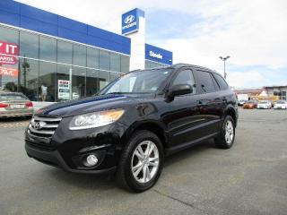 Used 2012 Hyundai Santa Fe GL Premium Sunroof alloys for sale in Halifax, NS