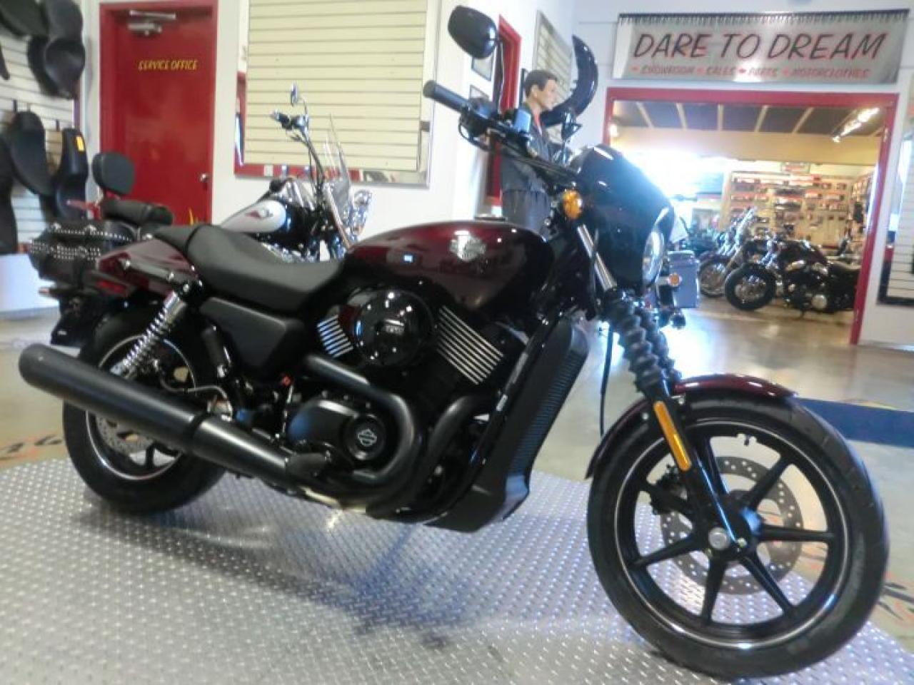 2015 Harley-Davidson Street 750 XG 750 STREET