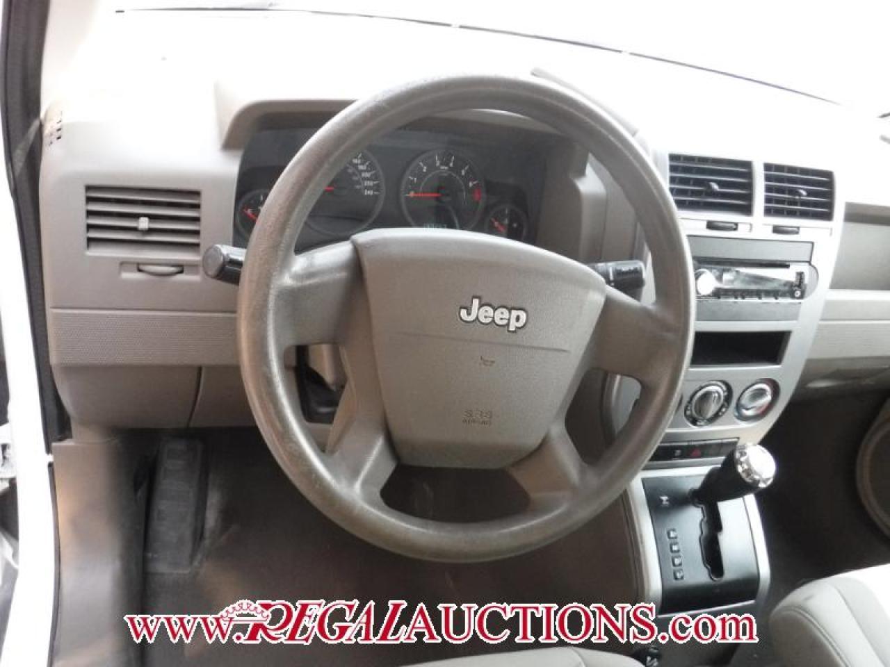 2007 Jeep Compass Sport 4D Utility 4WD