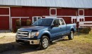 Used 2014 Ford F-150 XLT XTR Super Cab 4X4 5.0L for sale in Vegreville, AB
