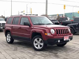 Used 2015 Jeep Patriot North**4X4**Sunroof**9 Boston Speakers W/SUB** for sale in Mississauga, ON