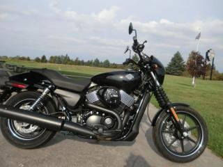 New 2015 Harley-Davidson Street 750 XG750 STREET for sale in Blenheim, ON