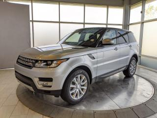Used 2016 Land Rover Range Rover Sport DIESEL MODEL - NO ACCIENTS! for sale in Edmonton, AB
