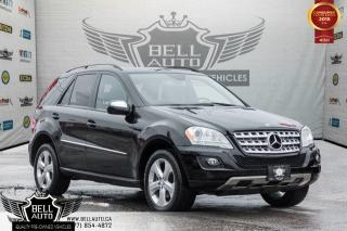 Used 2009 Mercedes-Benz ML-Class 3.0L BlueTEC, HEATED/PWR SEATS, SUNROOF, BLUETOOTH for sale in Toronto, ON
