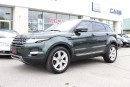 Used 2012 Land Rover Evoque LEATHER for sale in Oakville, ON