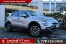 New 2016 Fiat 500X Trekking Plus WITH DUAL-CLIMATE CONTROL,SIRIUS-XM for sale in Surrey, BC