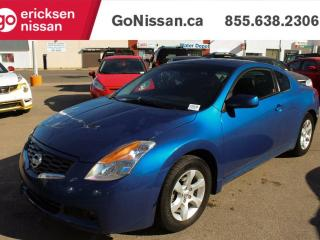 Used 2008 Nissan Altima 2.5 S - LEATHER, SUNROOF for sale in Edmonton, AB