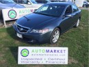 Used 2005 Acura TSX Navi, Leather, Moonroof, Insp, Warr for sale in Surrey, BC