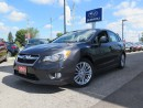 Used 2013 Subaru Impreza SPORT PACKAGE HATCHBACK for sale in Stratford, ON