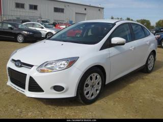Used 2014 Ford Focus SE SEDAN for sale in Lacombe, AB