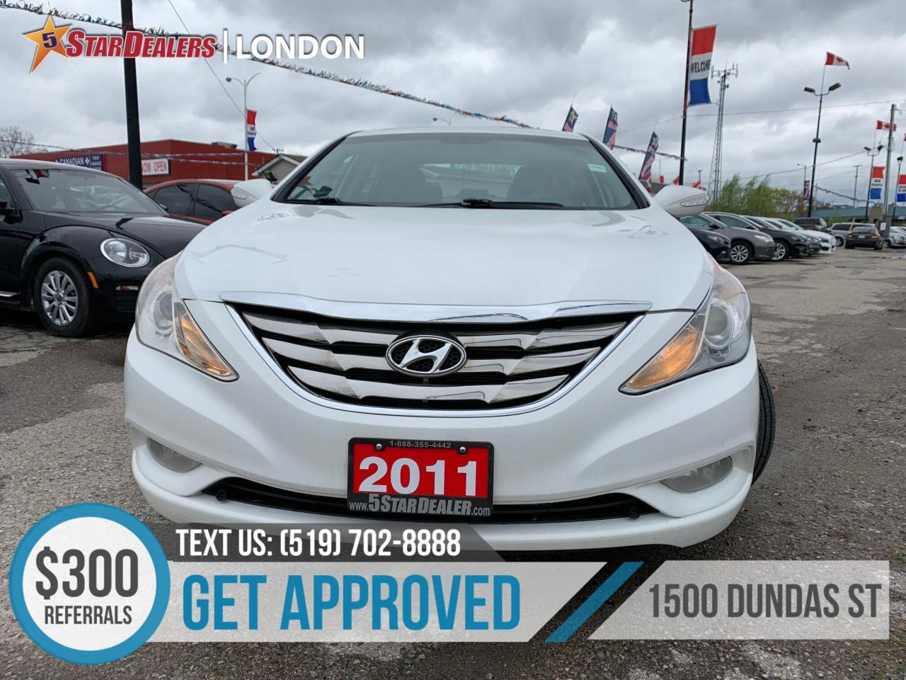 Used 2011 Hyundai Sonata for Sale in London, Ontario   Carpages ca