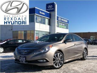 Used 2014 Hyundai Sonata GLS, PANORAMIC SUNROOF for sale in Toronto, ON