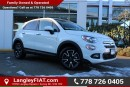 New 2016 Fiat 500X Sport WITH SIRIUS-XM, KEYLESS ENTRY for sale in Surrey, BC