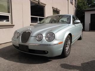 Used 2006 Jaguar S-Type Premium for sale in Scarborough, ON