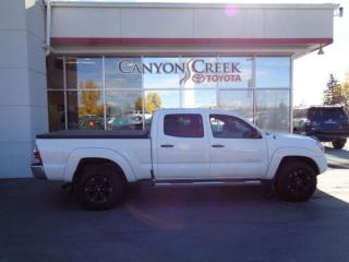 Used 2013 Toyota Tacoma 4WD DBL CAB V6 AU for sale in Calgary, AB