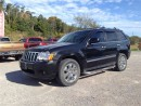 Used 2010 Jeep Grand Cherokee Limited - 4x4 - Sunroof for sale in Norwood, ON