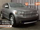 Used 2012 Dodge Durango SXT for sale in Edmonton, AB