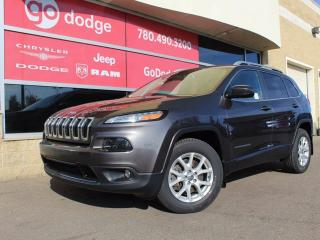 Used 2016 Jeep Cherokee North / Back Up Camera for sale in Edmonton, AB