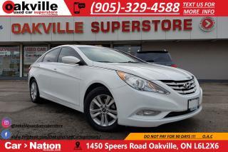Used 2013 Hyundai Sonata GLS | SUNROOF | HEATED SEATS | GREAT VALUE for sale in Oakville, ON