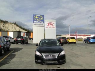 Used 2014 Nissan Sentra 1.8 CVT for sale in Whitehorse, YT
