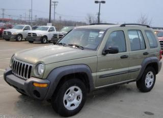 Used 2003 Jeep Liberty Sport for sale in Scarborough, ON