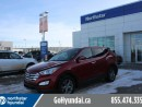 Used 2014 Hyundai Santa Fe Sport Luxury Leather Pano Roof Backup Cam for sale in Edmonton, AB