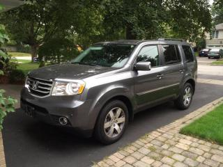 Used 2013 Honda Pilot Touring for sale in North York, ON