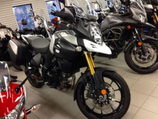 Used 2015 Suzuki V-Strom 1000 DL1000ASEL4 Adventure - for sale in Mississauga, ON
