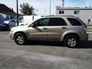 Used 2006 Chevrolet Equinox AWD LS *** (905) 240-6468 for sale in Oshawa, ON