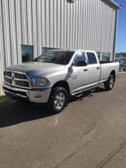 Used 2014 Dodge Ram 2500 SLT Crew Cab LWB 4x4 for sale in Drayton Valley, AB