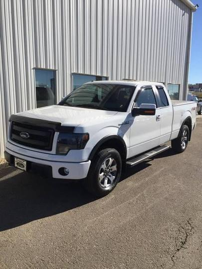 Used 2013 Ford F 150 Fx4 4x4 Supercab 145 In For Sale In