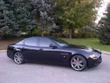 Photo of Black 2010 Maserati Quattroporte