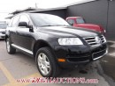 Used 2006 Volkswagen TOUAREG  4D UTILITY AWD V8 for sale in Calgary, AB