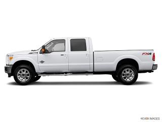 Used 2012 Ford F-350 Crew Cab Diesel Lariat for sale in Vegreville, AB